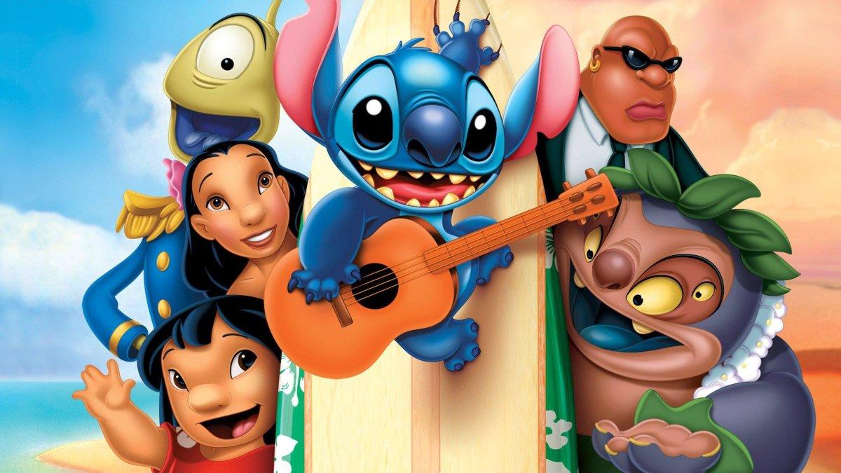 """Disney y su nuevo """"remake"""" de Lilo & Stitch"""