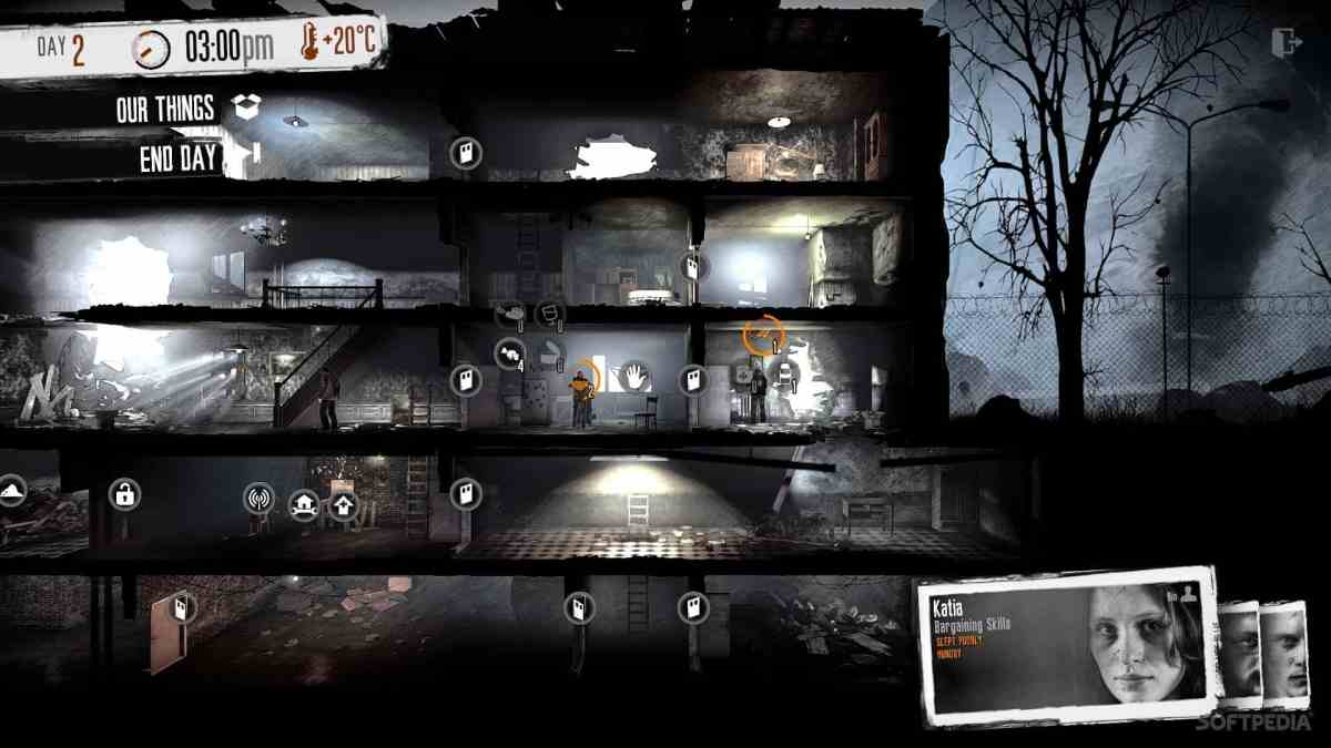 ¡This War of Mine llega con TODOS los DLC a Nintendo Switch!